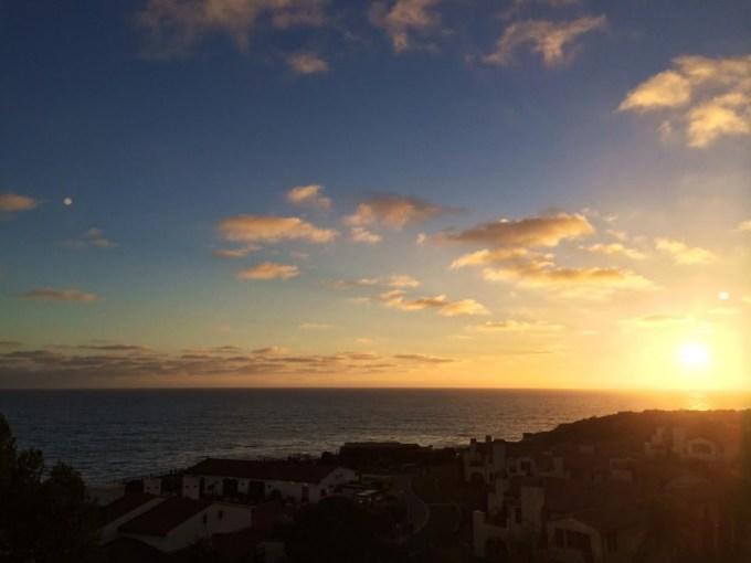 Terranea Pacific Ocean Sunset