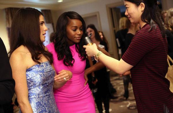 HBO Luxury Lounge Golden Globes 2015