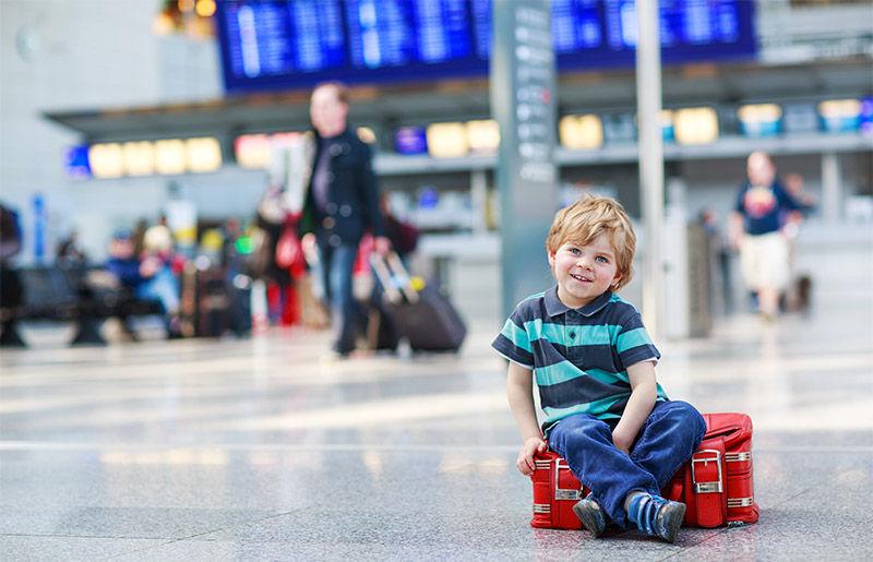 Bluey KLM Family Travel