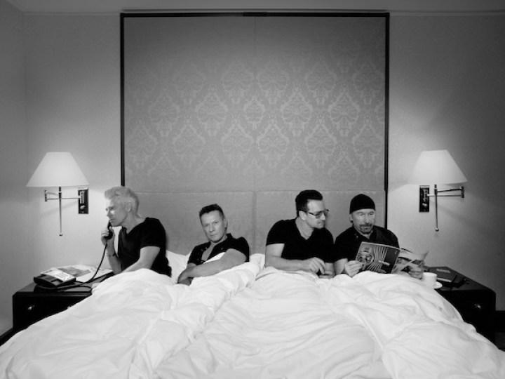 U2 Backstage Tour