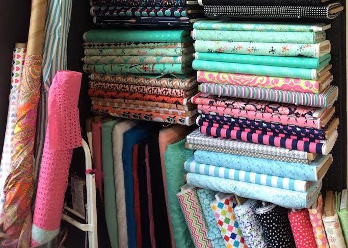 Fabric Fashion Camp | The JetSet Family