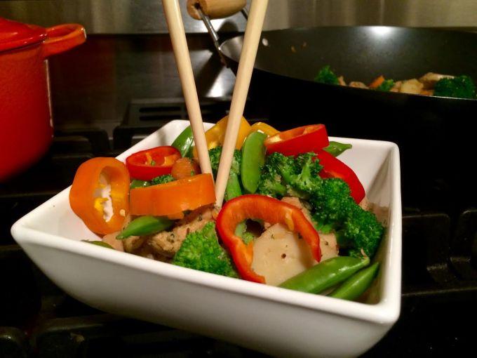 Asian Chicken Stir Fry Recipe   The JetSet Family