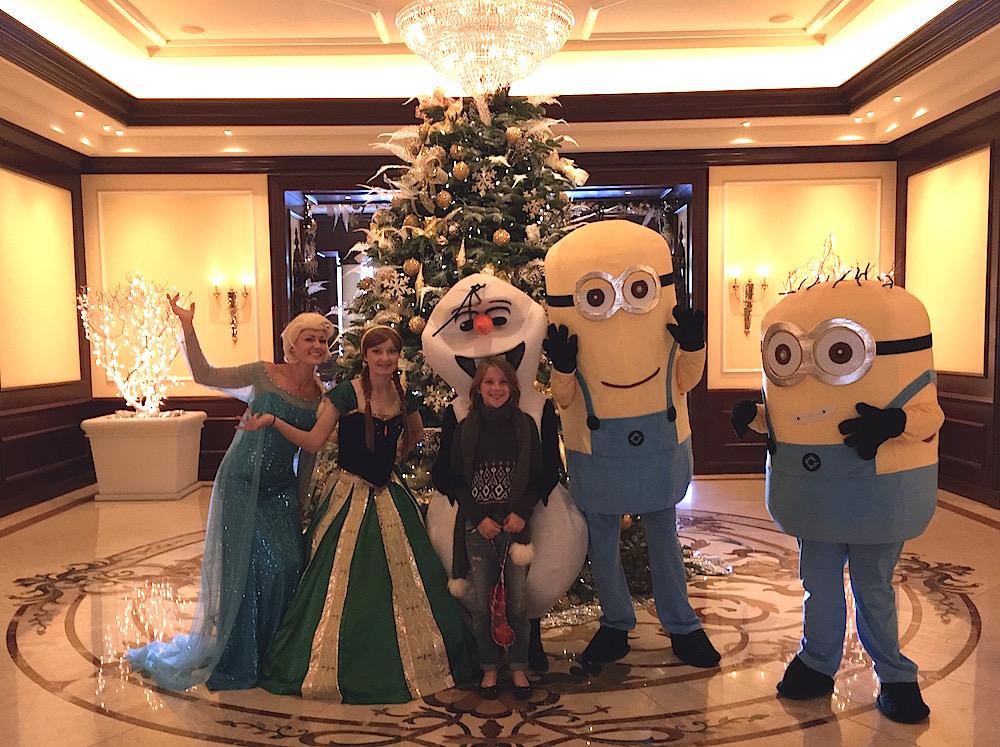 #FSLetItSnow Four Seasons Hotel Westlake Village   The JetSet Family