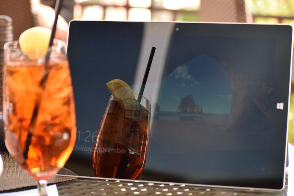 Intel Microsoft Surface 3 | The JetSet Family