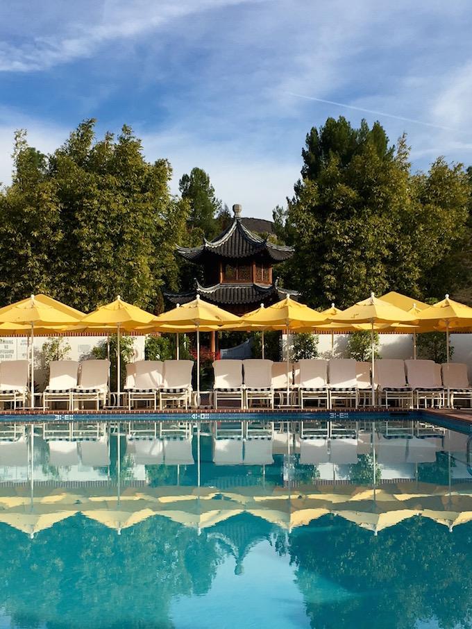 Spa Four Seasons Westlake Village | The JetSet Family