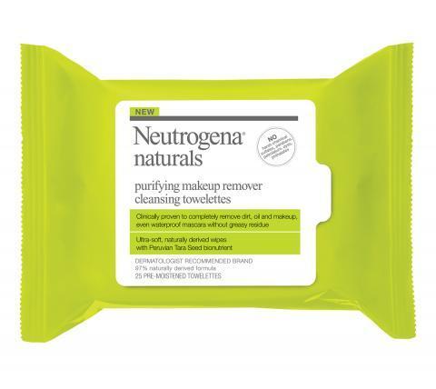 Neutrogena Naturals Towelettes