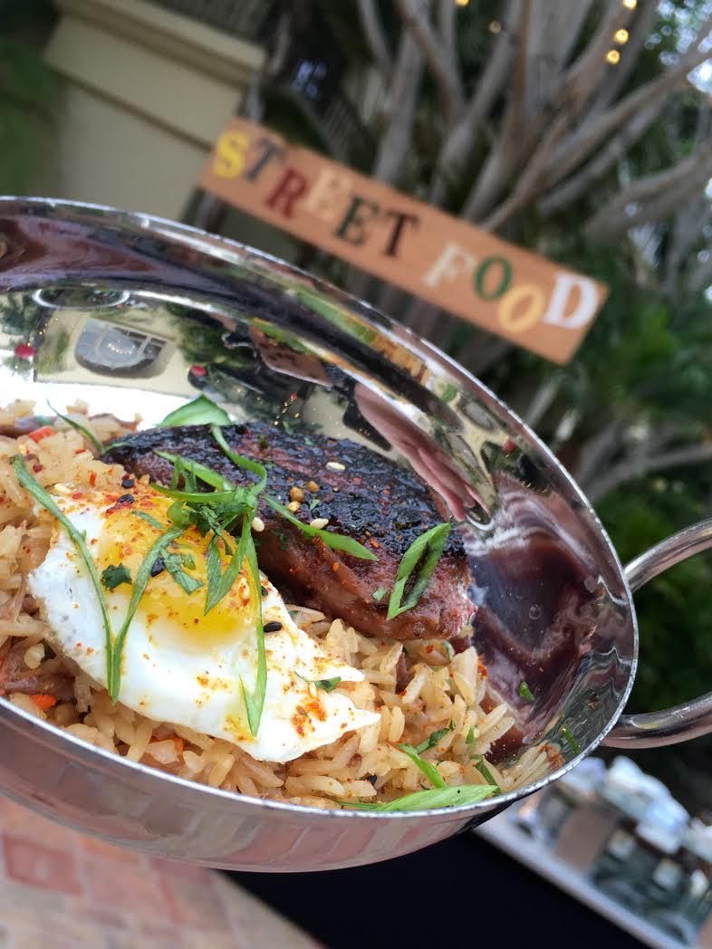 Nasi Goreng Indoesian Fried Rice The Ritz-Carlton Laguna Niguel Southeast Asian Street Food & Wine Experience | The JetSet Family