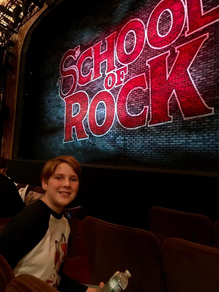 NYC School of Rock Broadway Musical copy