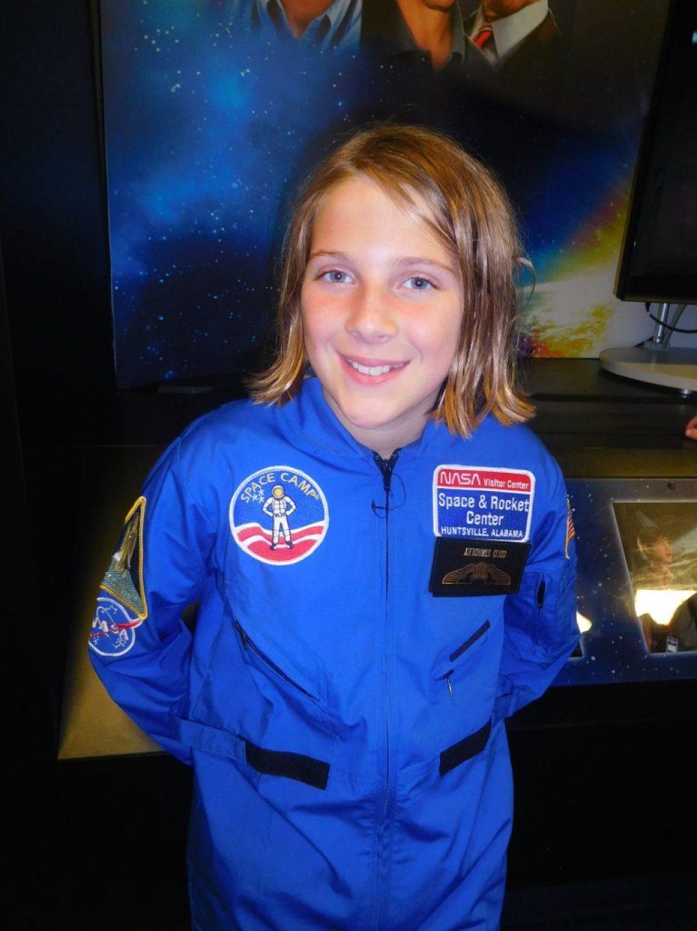 Space Camp Huntsville Alabama