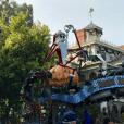 Spending Christmas in Theme Parks