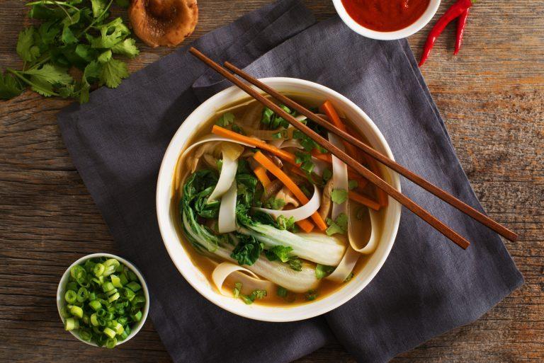 Recipe for Vegetarian Pho