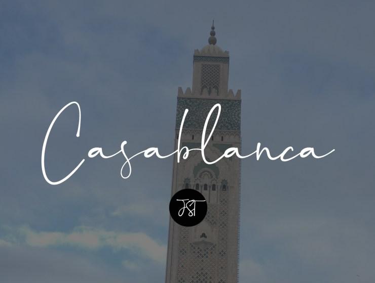Casablanca travel guide