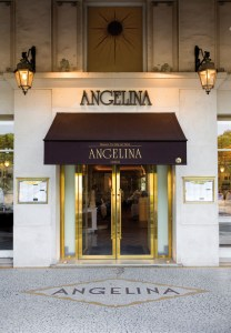 Angelina Tea Room Louvre