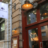Harold Dieterle's first restaurant, Perilla, opened in May 2007 in New York's Greenwich Village. A neighborhood restaurant at its core, Perilla has just 18 tables and 10 seats at the bar. (New York)