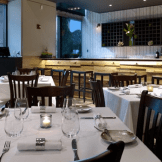 Sbraga is a modern American restaurant located on Philadelphia's lively Avenue of the Arts. Kevin prepares inventive, seasonal fare with a focus on local and sustainable ingredients.