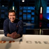 Winner of Season 9 in Texas: Paul Qui is working on opening a restaurant in Austin, Texas called QUI.