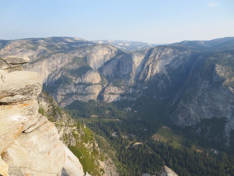 Anton Yosemite top view