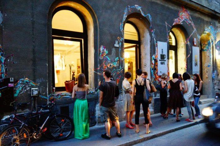 Printa concept store Budapest Hungary
