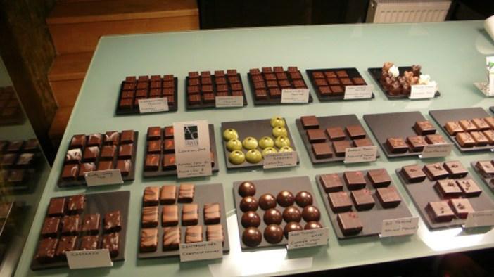 Rózsavölgyi Csokoládé Budapest Hungary