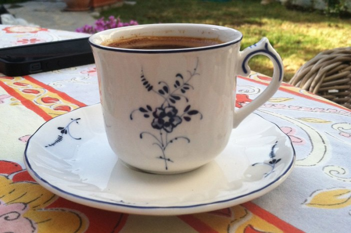 turkey coffee reading