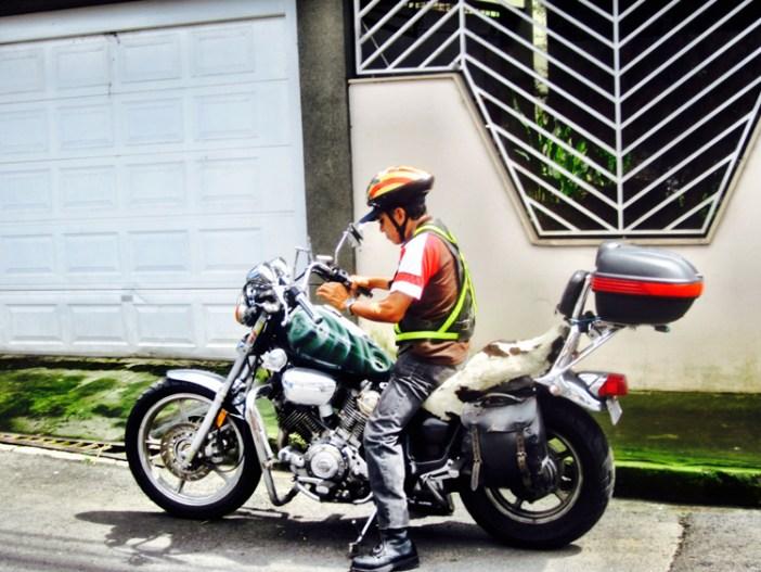 costa rica motocycle 1
