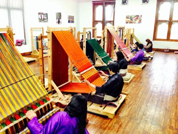 bhutan thimphu textile museum