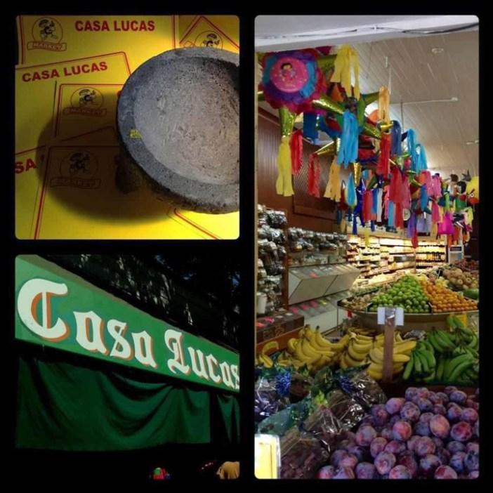 Casa Lucas Market San Francisco