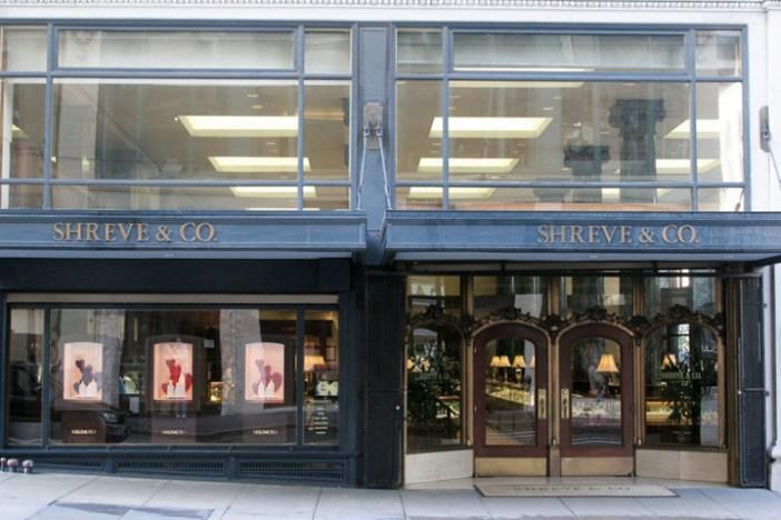 Shreve & Co San Francisco