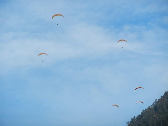 3 Paragliding Interlaken Switzerland