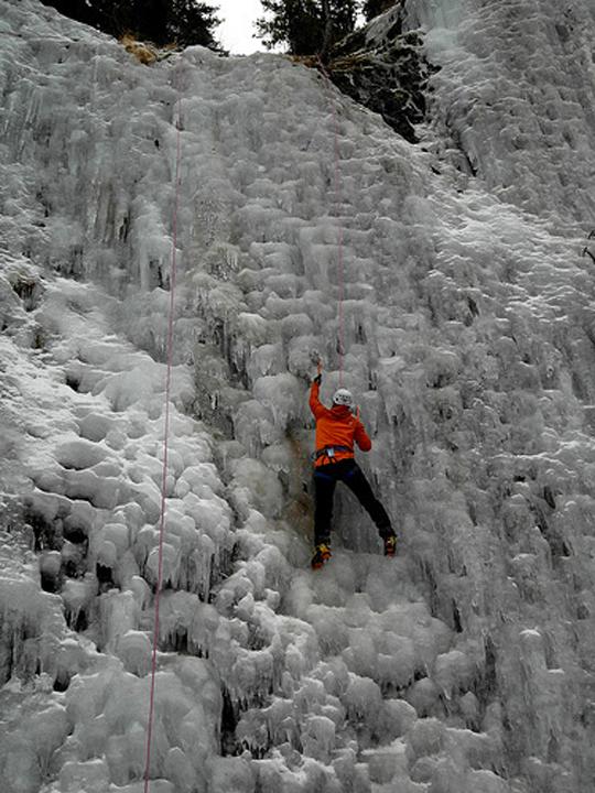 5 Ice Climbing Interlaken Switzerland