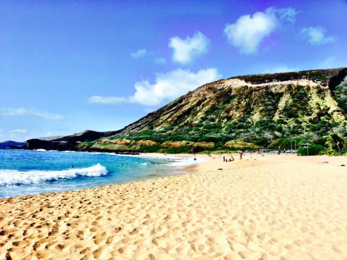 Oahu Hawaii Sandys 1