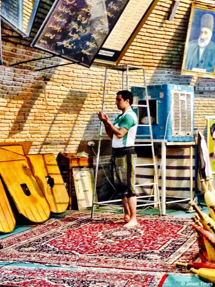 iPhonography Ordinary People Series Iran