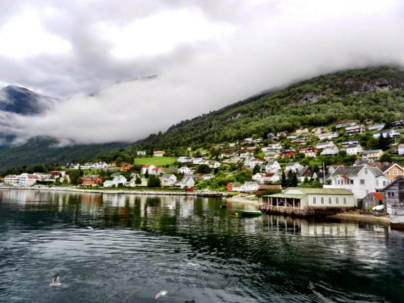 Jerry Norway Udredal Village