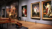 SEE - Visit the reopened Rijksmuseum for Old Master paintings. Address: Museumstraat 1, 1071 XX Amsterdam, Netherlands.