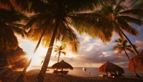 """The only Caribbean country on this list, it's no surprise that TV show """"The Bachelor"""" has filmed several seasons here. Book a few nights at your favorite resort, indulge in the beach, the palm trees, smooth sands and crystal water. DREAM!"""