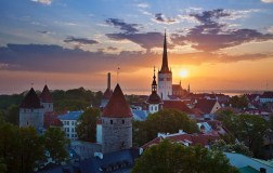 Castles, cathedrals, and cobblestoned streets all make Tallinn, Estonia a fascinating yet nostalgic place to visit.
