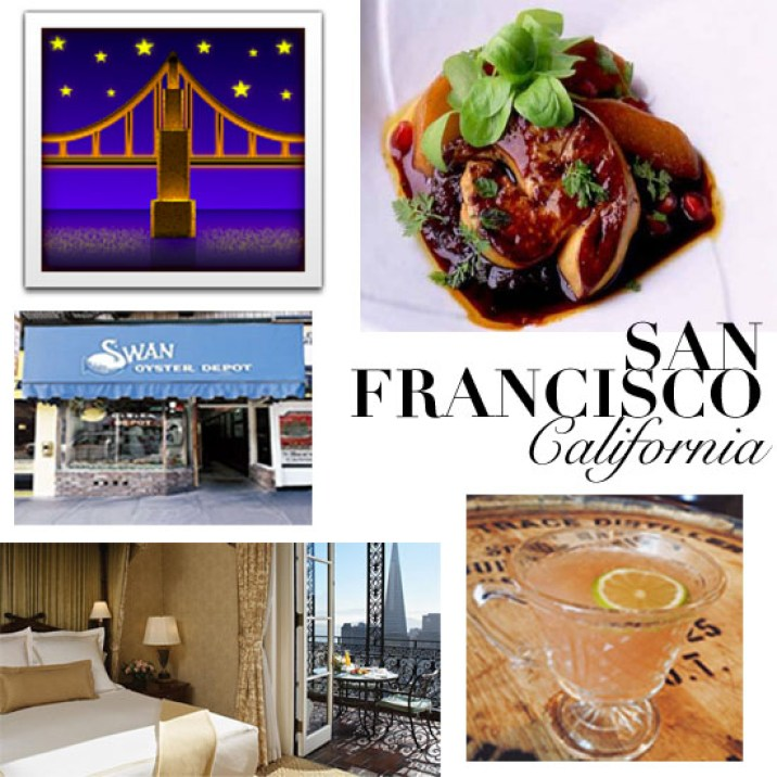 Travel Like Emoji San Francisco