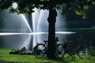 DO - Have a Picnic in the Vondelpark!