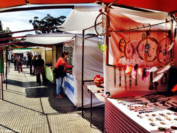 La Recoleta Fair Buenos Aires