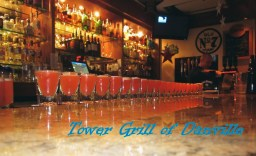With daily drink and food specials and a full menu of restaurant quality meals, Tower Grille has long been a favorite of Danville residents. Address: 301 Hartz Avenue, Danville (website below)