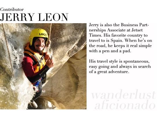 Jerry Leon contributor profile