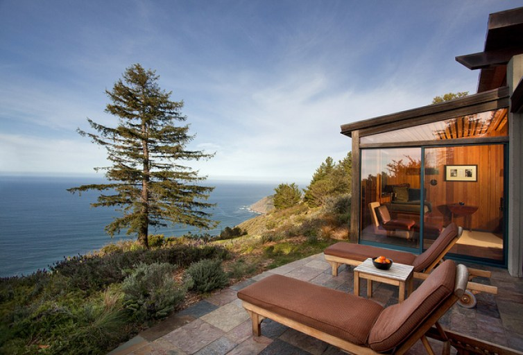 Post Ranch Inn Hotel Big Sur California