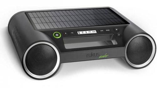 Rukus solar radio