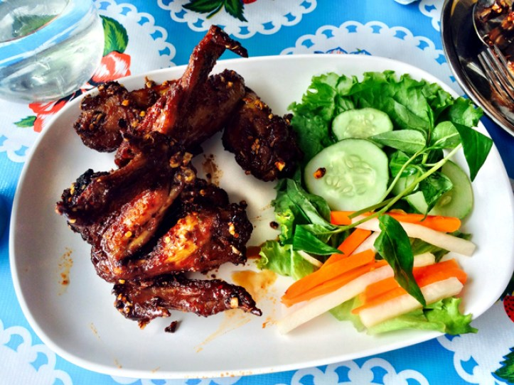 Pok pok wings Portland Oregon