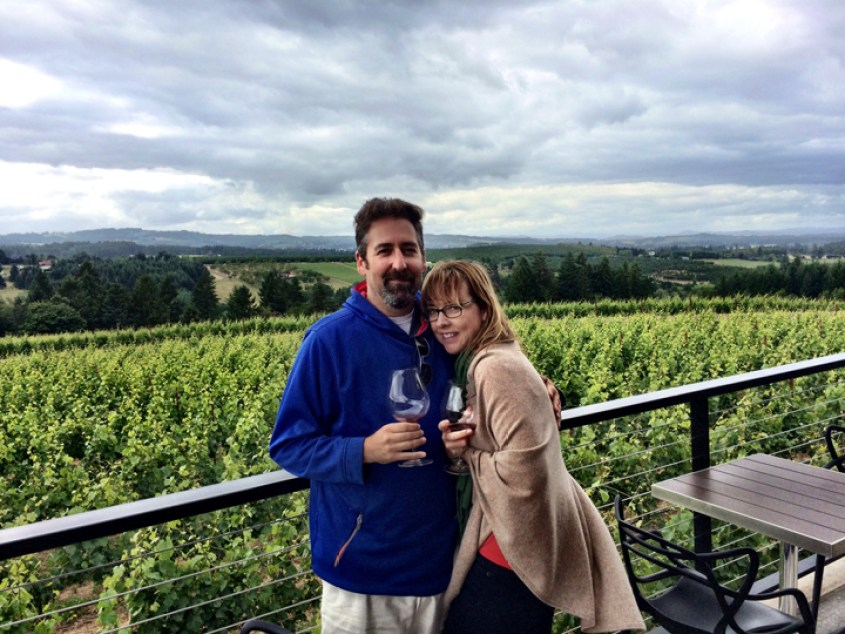 Ponzi Winery Oregon