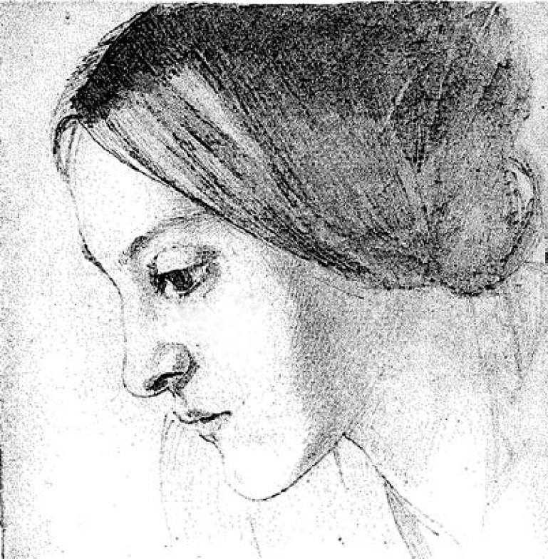 poet Christina Rossetti