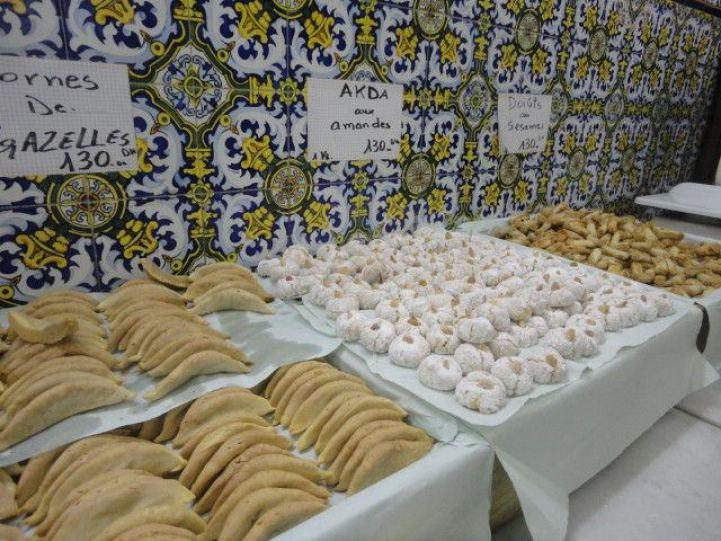 bennis hobous pastry shop casablanca morocco