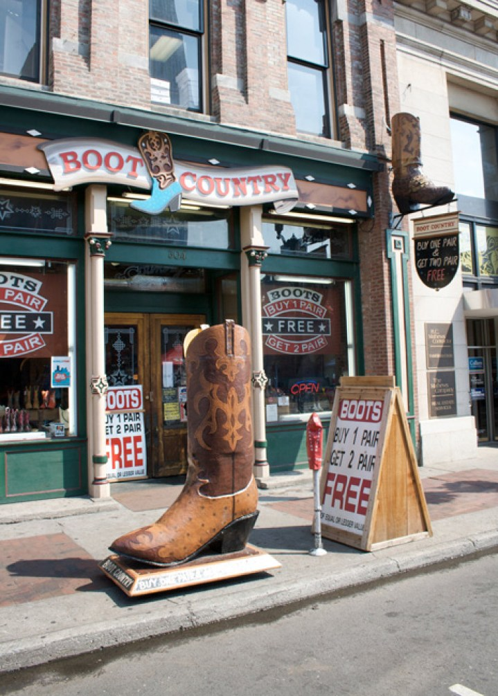 Boots Country Nashville Tennessee
