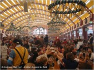 "There's a reason why Oktoberfest continues to be the world's largest Volksfest (""people's festival""). At least 6 million people on average visit Munich each year for Oktoberfest. About 70% of visitors come from Bavaria, while 15% come from the rest of Germany and the last 15% are from other European countries, the US, Australia, and Canada. And, not to mention, the legal drinking age in Germany for beer and wine is 16 years old (or 14 years old if you're accompanied by an adult). And the city of Munich greatly benefits from the economic boost of the festival, bringing in more about 1€ billion (US$1.3 billion), which is almost 62€ million ($80 million) for every day of Oktoberfest!"