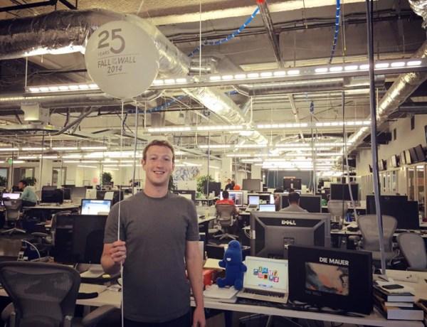 Mark Zuckerberg Facebook Germany